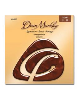Струны для акустической гитары DEAN MARKLEY 2002
