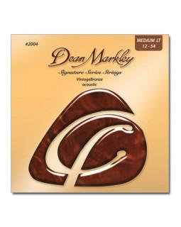 Струны для акустической гитары DEAN MARKLEY 2004