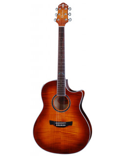 CRAFTER AGE-500 TM/VS Гитара электроакустическая