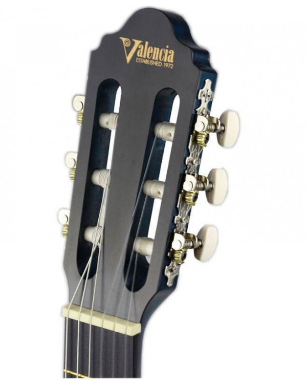 Гитара классическая Valencia VC201TBU - 1/4