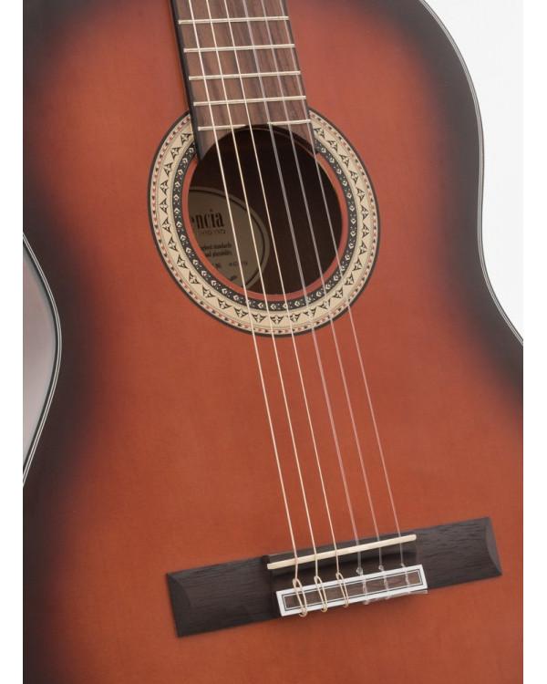 Гитара классическая VALENCIA VC404CSB- 4/4