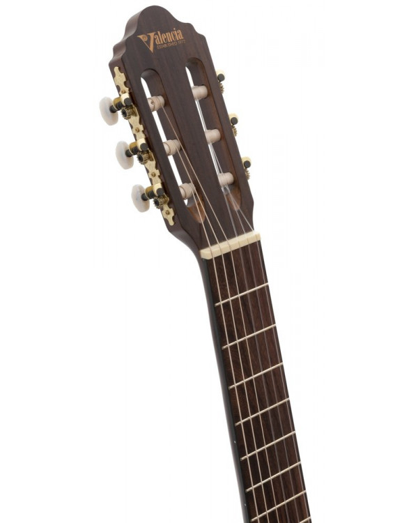 Гитара классическая VALENCIA VC404HSB- 4/4