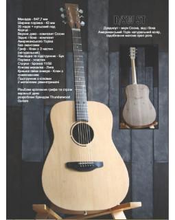 Thunderwood D/SW ST Акустическая гитара