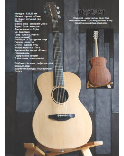Thunderwood OM/SW ST Акустическая гитара