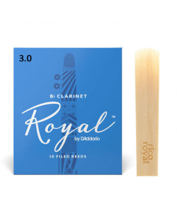 D'ADDARIO Royal - Bb Clarinet #3.0 (1шт)