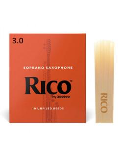 D'ADDARIO Rico - Soprano Sax #3.0 (1шт)