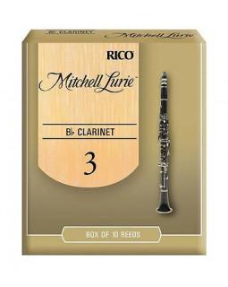 RICO Mitchell Lurie - Bb Clarinet #3.0 (1шт)