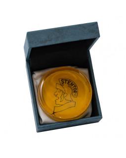STENTOR 1390 Violin Rosin (Light Amber)