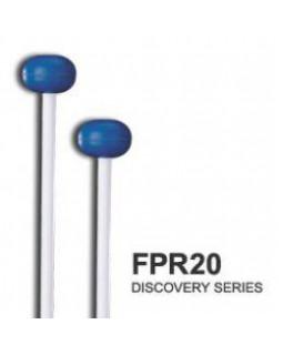 PROMARK FPR20 DSICOVERY / ORFF SERIES - MEDIUM BLUE RUBBER