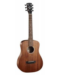 Акустическая гитара CORT AD mini M OP с чехлом