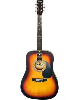 Гитара акустическая MAXTONE WGC4010 SB