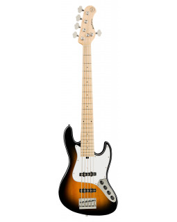 SADOWSKY MetroExpress 21-Fret Vintage J/J Bass, Maple, 5-String (Tobacco Burst)
