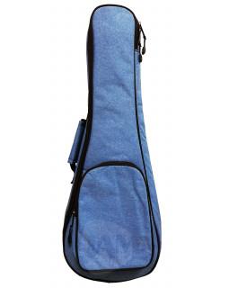 FZONE CUB7 Concert Ukulele Bag (Blue)