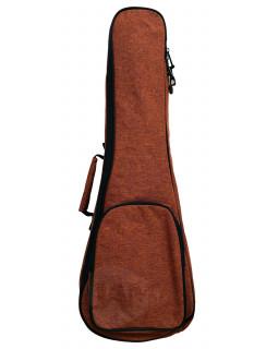 FZONE CUB7 Concert Ukulele Bag (Orange)