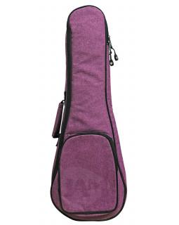 FZONE CUB7 Concert Ukulele Bag (Purple)