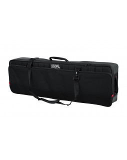 GATOR G-PG-61SLIM Pro-Go Series Slim 61-Note Keyboard Gig Bag