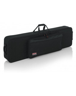 GATOR GK-76-SLIM Slim 76 Note Keyboard Case