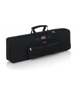 GATOR GKB-61 SLIM 61-Note Keyboard Gig Bag