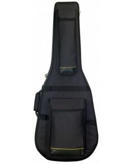 ROCKCASE RC20809 B Deluxe Line - Acoustic Guitar Soft-Light Case