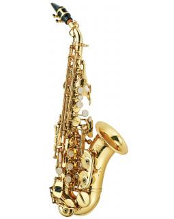 J.MICHAEL SPC-700 (S) Curved Soprano Saxphone