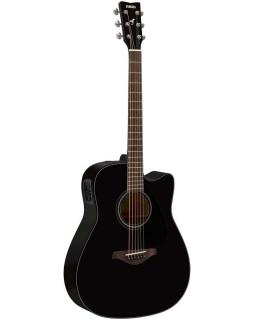 YAMAHA FGX800C (Black)