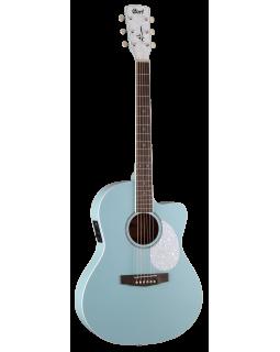 CORT Jade Classic (Sky Blue Open Pore)