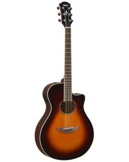 YAMAHA APX600 (Old Violin Sunburst)