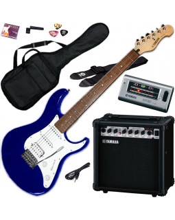 Набор для начинающих гитаристов YAMAHA GIGMAKER EG112 GPII (Metallic Blue)