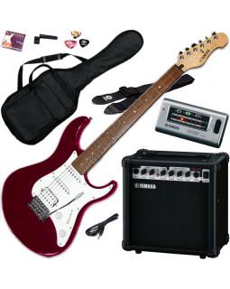 Набор для начинающих гитаристов YAMAHA GIGMAKER EG112 GPII (Metallic Red)