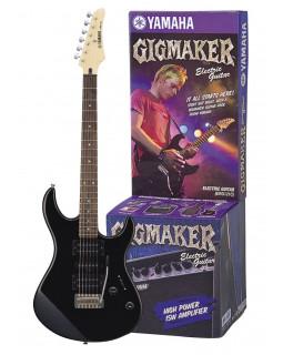 Набор для начинающих гитаристов YAMAHA ERG121 GPII (Black)