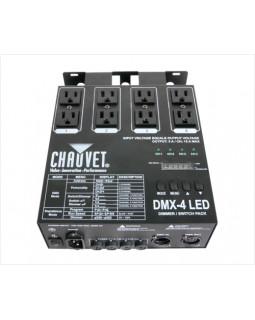 CHAUVET DMX4LED 4-канальный диммер/реле
