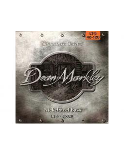 Струны для бас-гитары DEAN MARKLEY 2602B LT5