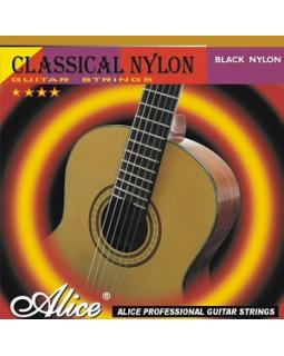 ALICE A107BK Струны для классической гитары
