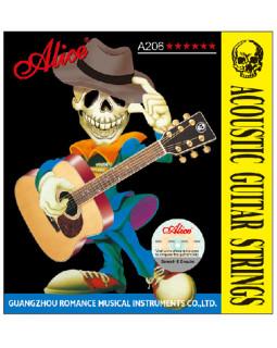 ALICE A206-1 Струна №1 для акустической гитары