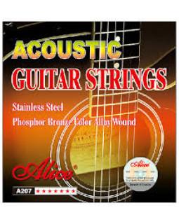 ALICE A207 Струны для акустической гитары