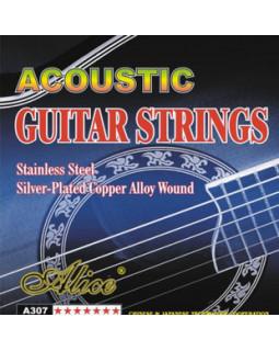 ALICE A307 Струны для акустической гитары