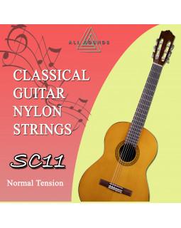 ALL SOUNDS SC11 Струны для классической гитары