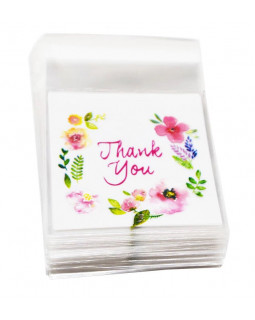 ALL SOUNDS AS502 Полиэтиленовый пакетик Thank You