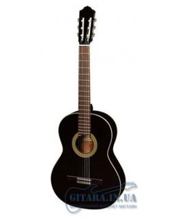 ALMERIA PURE BLACK Гитара классическая