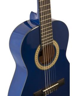 ALMERIA PURE BLUE Гитара классическая