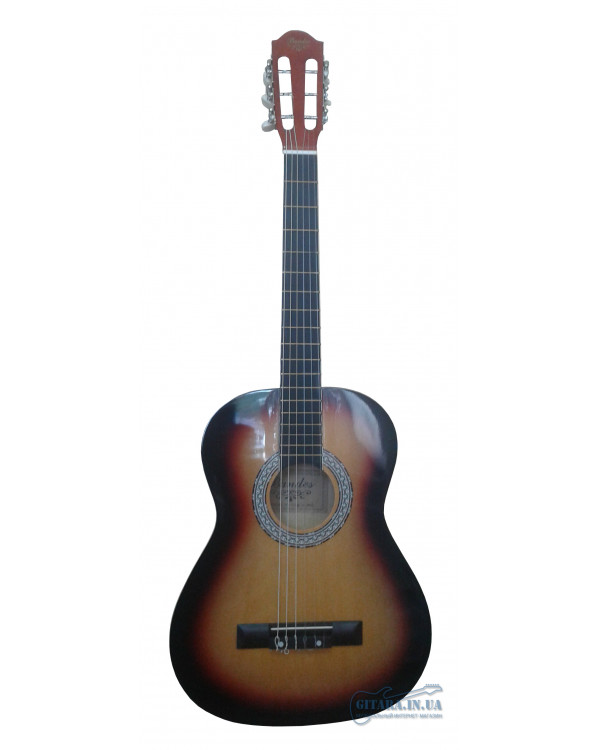 BANDES CG821 3TS Классическая гитара 3/4