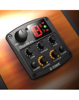 CHERUB GT-5 Активный 5-ти полосный эквалайзер с тюнером