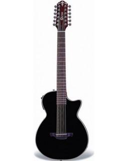 CRAFTER CT 120-12 BK Гитара электроакустическая