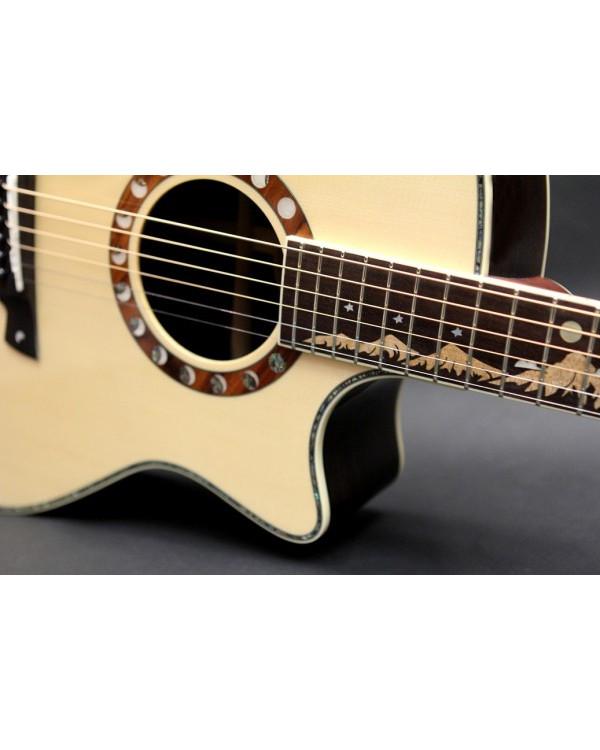 CRAFTER ML-ROSE Plus Гитара электроакустическая