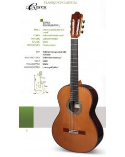 CUENCA LINEA PROFESIONAL Гитара классическая