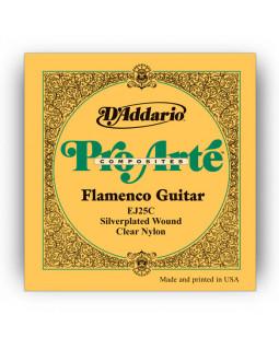 Струны для классической гитары Daddario EJ25C