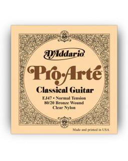 Струны для классической гитары Daddario EJ47