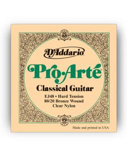 Струны для классической гитары Daddario EJ48