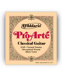 Струны для классической гитары Daddario EJ49