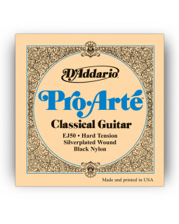 Струны для классической гитары Daddario EJ50